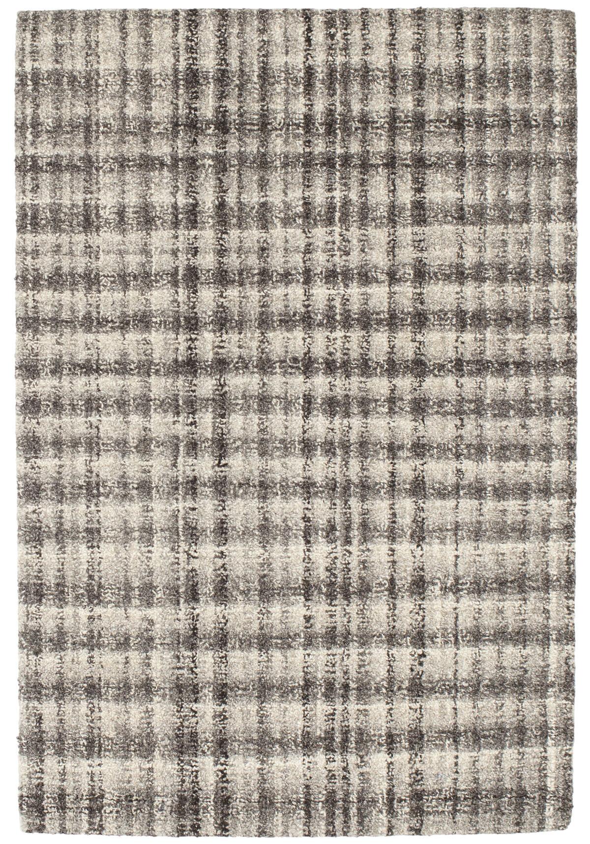 Shadow Micro Hooked Wool Rug