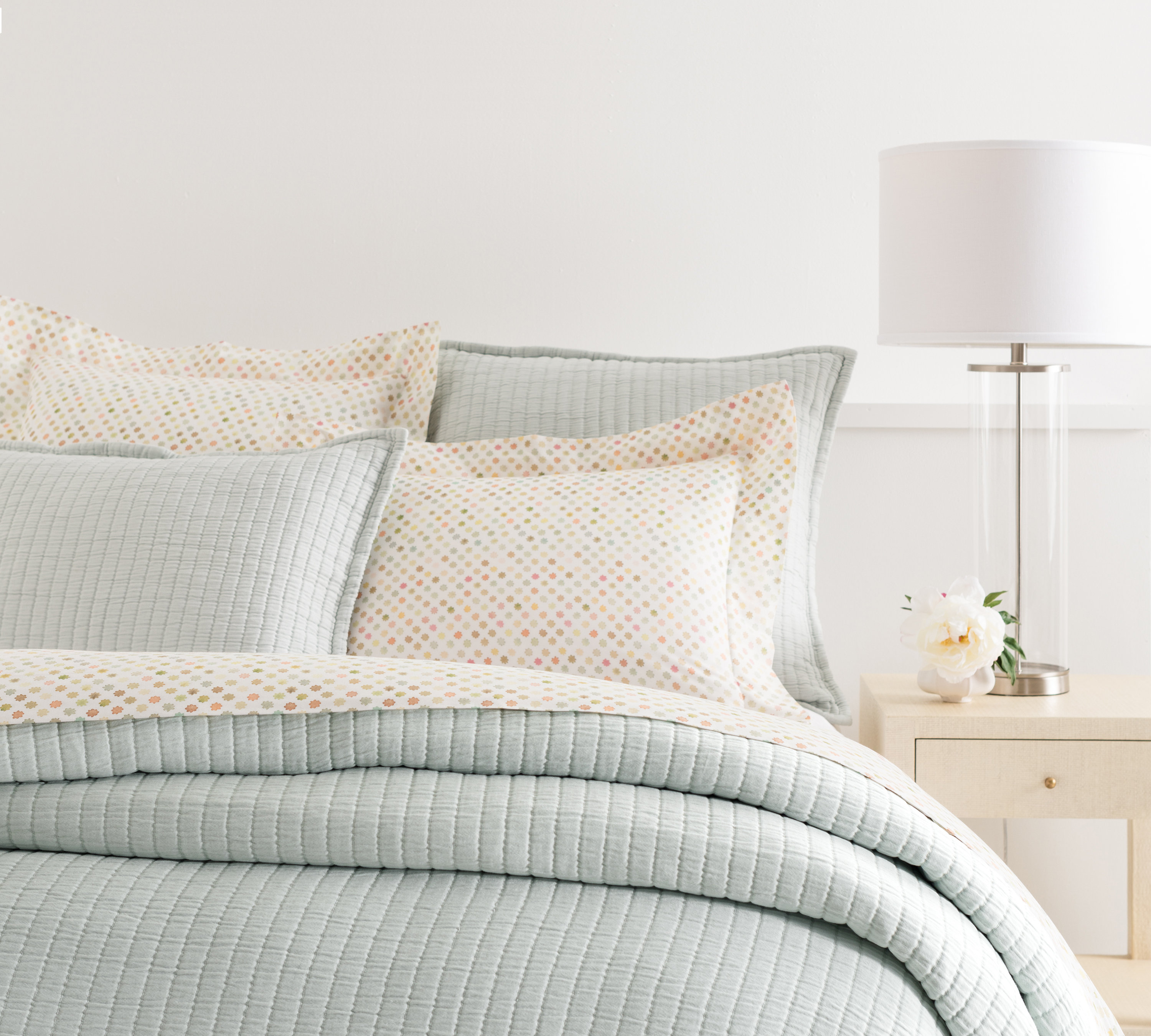 . Bed Ed 101  How to Refresh Your Bed with Decorative Pillows and