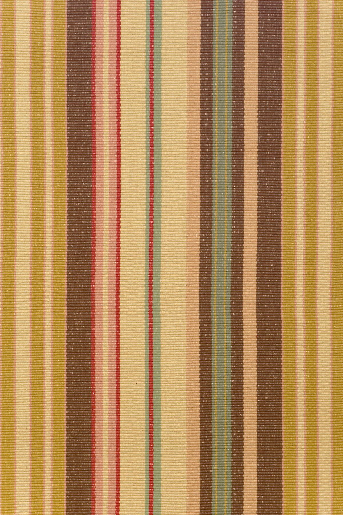 Siena Stripe Woven Cotton Rug