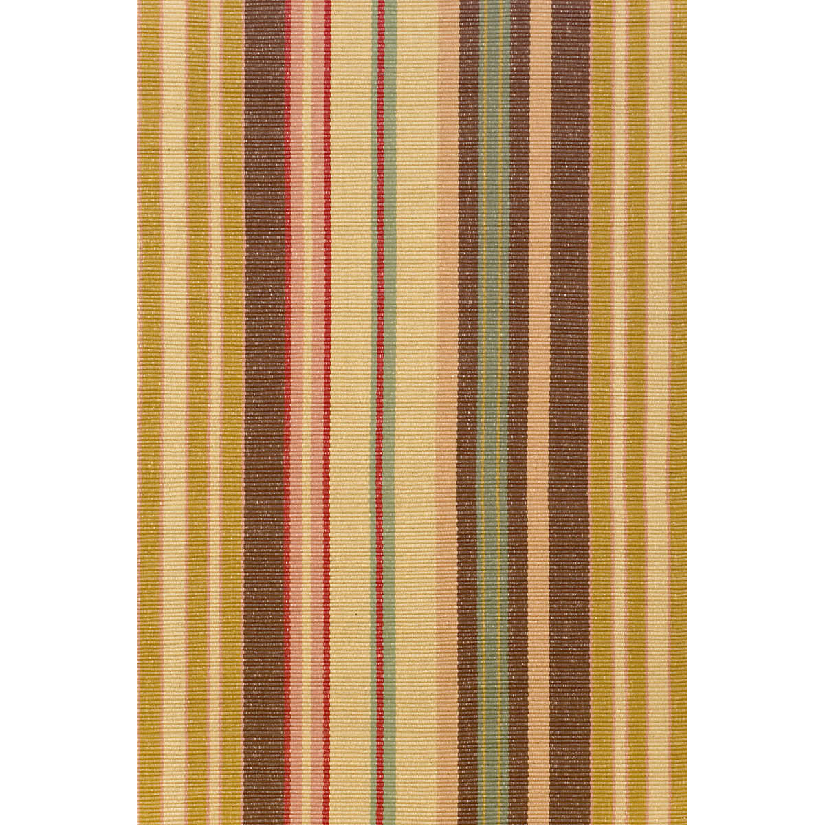 Siena Stripe Woven Cotton Rug The Outlet