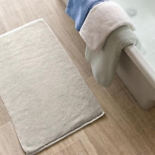 Signature Dove Grey Bath Mat