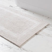 Signature Dove Grey Bath Rug