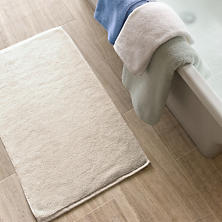 Signature Ivory Bath Mat