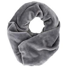 Selke Fleece Greylac Infinity Scarf