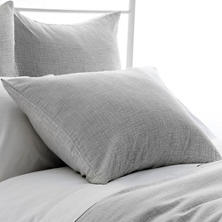 Sketch Jacquard Grey Sham