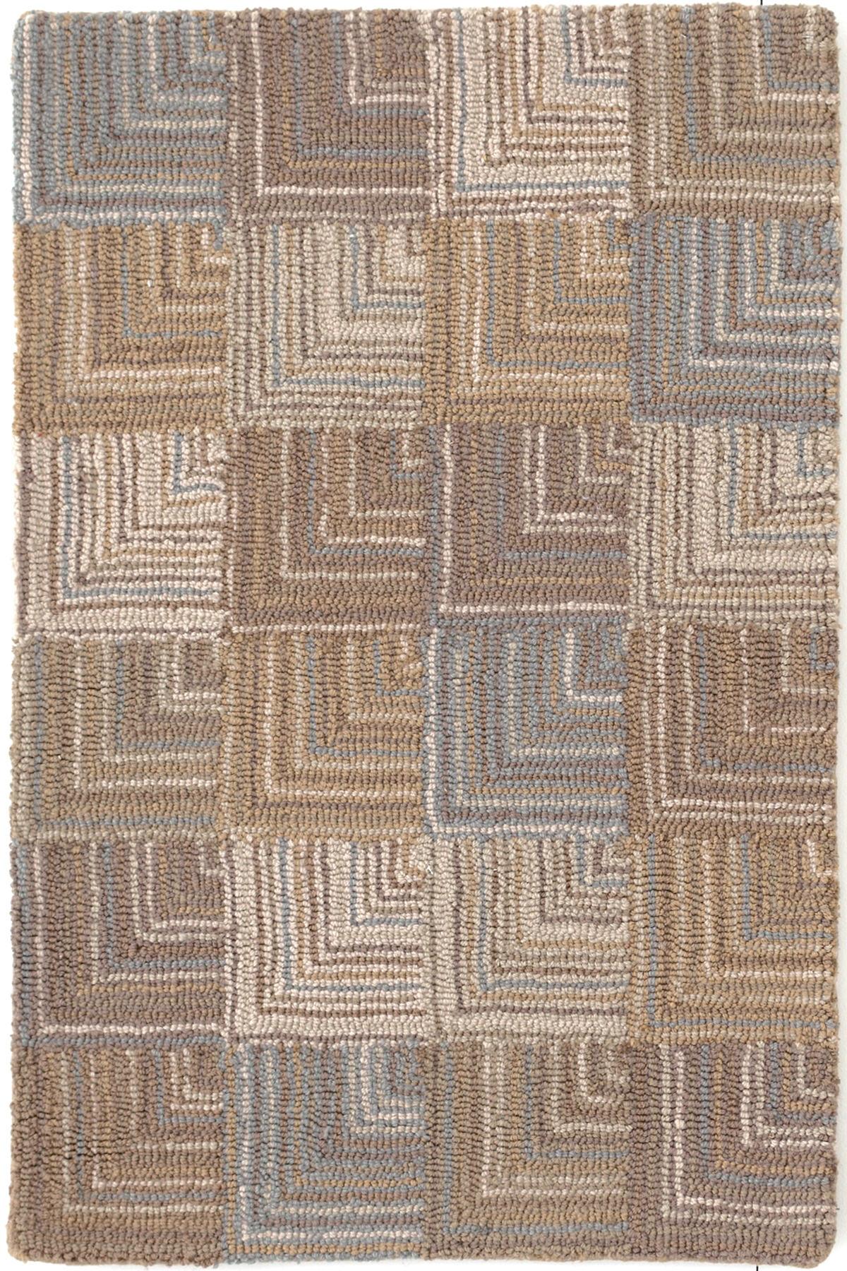Skylar Wool Hooked Rug