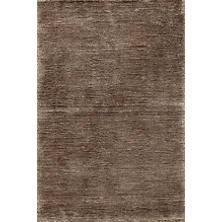 Speckle Brown Hand Knotted Rug