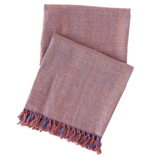 Spice Diamond Throw