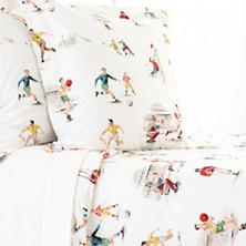 Sports Sheeting Duvet Cover