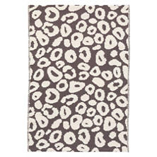 Spot Shale Woven Cotton Rug