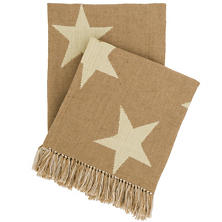 Star Camel Indoor/Outdoor Throw