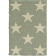Star Ocean/Ivory Indoor/Outdoor Rug