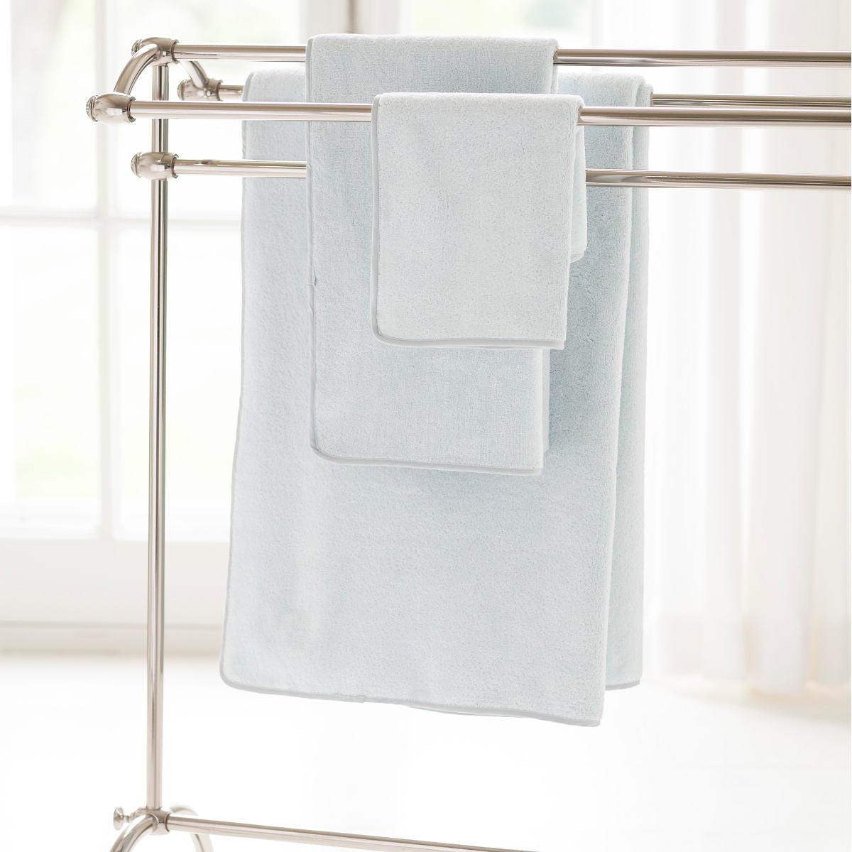 Stella Pearl Blue Towel