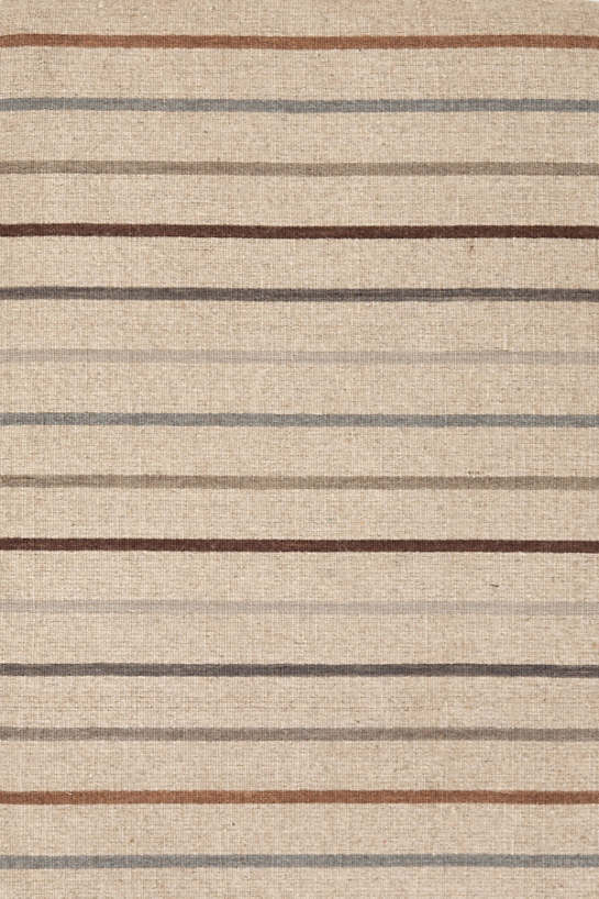 Stone House Stripe Wool Woven Rug