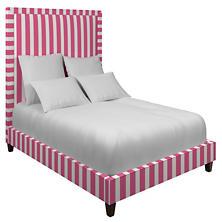 Alex Fuchsia Stonington Bed