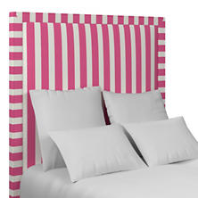 Alex Fuchsia Stonington Headboard