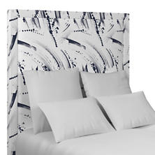 Brushstroke White Stonington Headboard