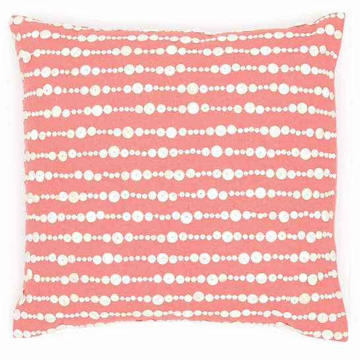Surina Coral Decorative Pillow