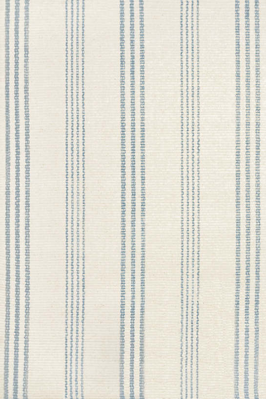 Swedish Stripe  Woven Cotton Rug