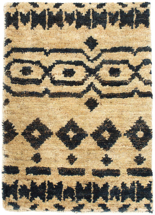 Taza Hand Knotted Jute Rug