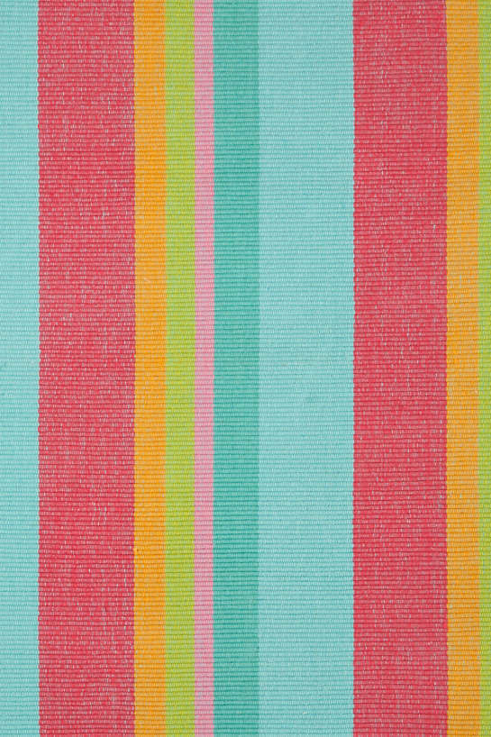 Tiki stripe woven cotton rug dash albert for Dash and albert runners