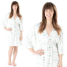 Tiki Toile Sky Nightdress