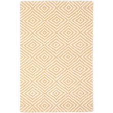 Tivoli Wheat Wool Tufted Rug