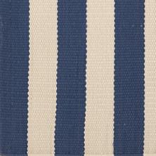 Trimaran Stripe Denim/Ivory Placemats/ set of 4