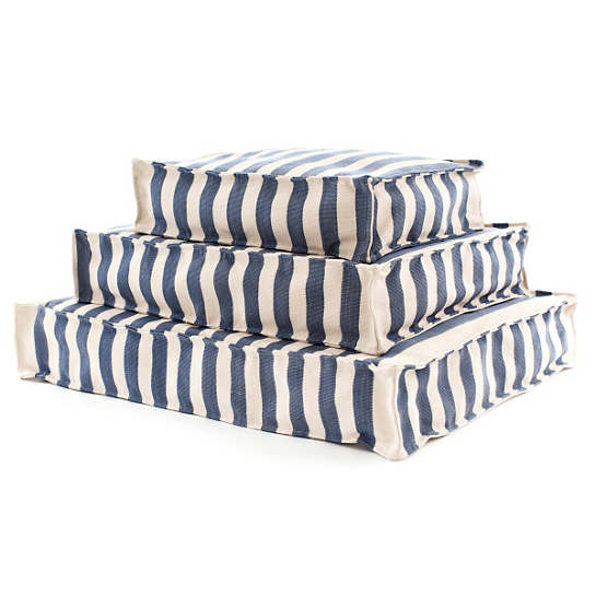 Trimaran Stripe Navy/Ivory Indoor/Outdoor WOUF™