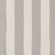 Trimaran Stripe Platinum/Ivory Placemats/ set of 4