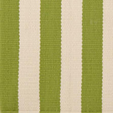 Trimaran Stripe Sprout/Ivory Placemats/ set of 4