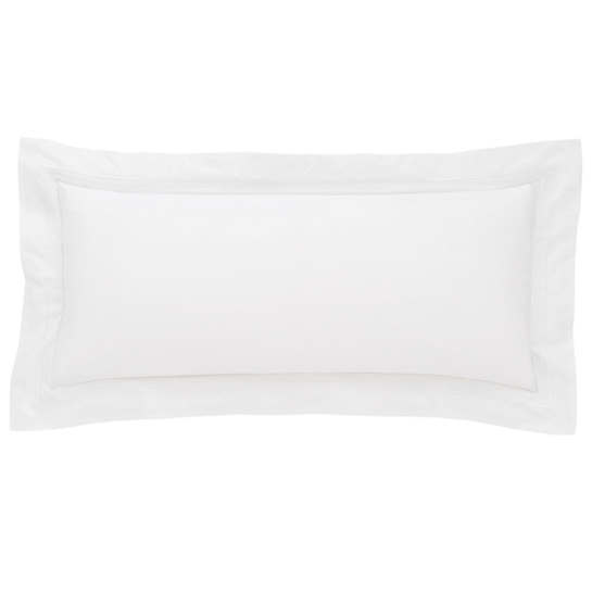 Trio White Decorative Pillow