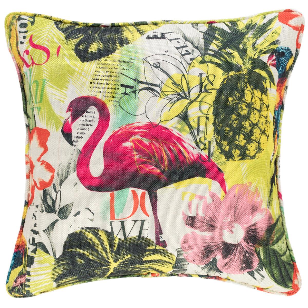 Tropics Indoor/Outdoor Decorative Pillow