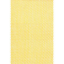 Two-Tone Rope Daffodil/White Indoor/Outdoor Rug