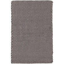 Two-Tone Rope Graphite/Fieldstone Indoor/Outdoor Rug