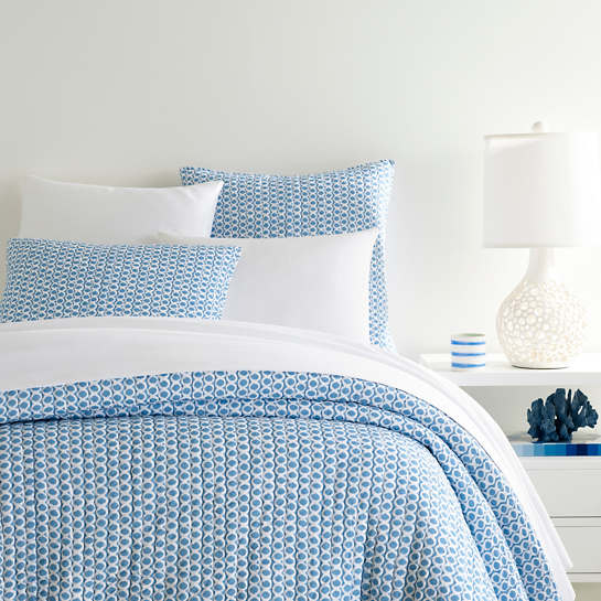 Tyler French Blue Quilt