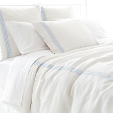 Varana Linen French Blue Duvet Cover