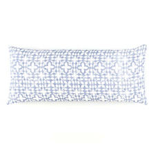 Veena Blue Decorative Pillow