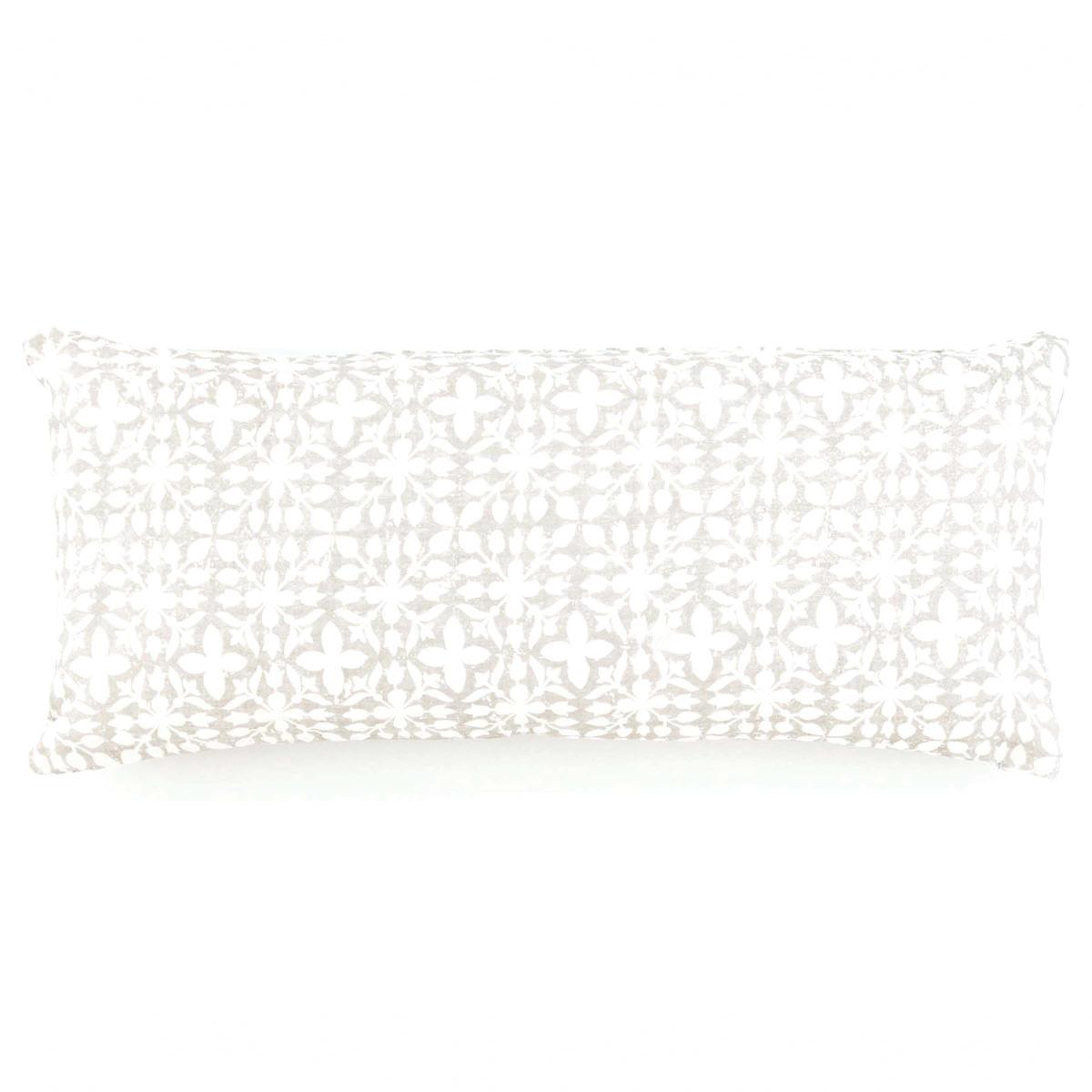 Veena Grey Decorative Pillow