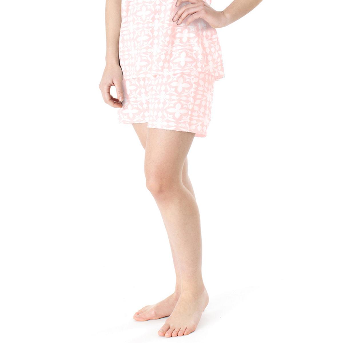Veena Pink Short