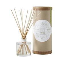 Linnea's Lights Vetiver Diffuser + Reeds
