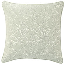 Vita Linen Pearl Blue Decorative Pillow