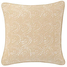 Vita Linen Semolina Decorative Pillow