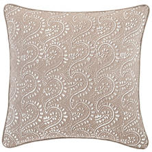 Vita Linen Zinc Decorative Pillow