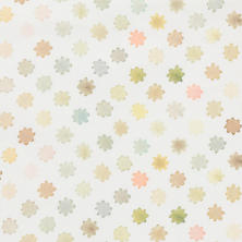 Watercolor Dots Swatch