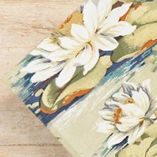 Water Lily Napkins/ set of 4