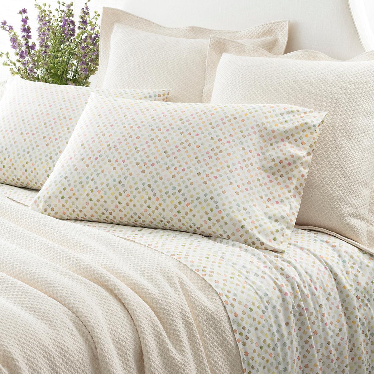 printed  patterned sheets  pine cone hill - watercolor dots sheet set