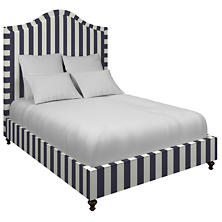 Alex Indigo Westport Bed