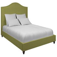 Estate Linen Green Westport Bed