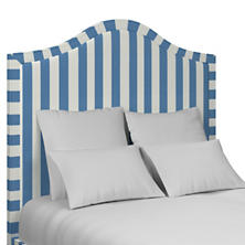 Alex French Blue Westport Headboard